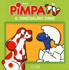 Pimpa. Il dinosauro Dino. Ediz. a colori.pdf