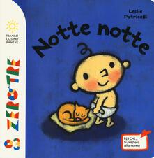 Recuperandoiltempo.it Notte notte Image