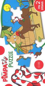 Puzzle Pimpa - 2