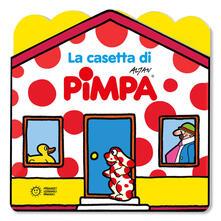 La casetta di Pimpa. Ediz. a colori - Altan - copertina