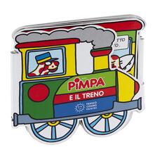 Criticalwinenotav.it Pimpa e il treno. Ediz. a colori Image