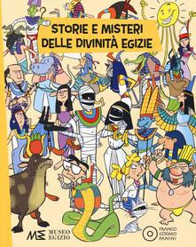 Storie e misteri delle divinità egizie. Ediz. a colori.pdf