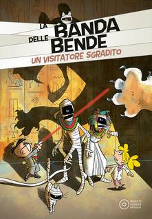Un visitatore sgradito. Ediz. a colori - Alessandro Vicenzi - copertina
