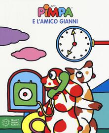 Grandtoureventi.it Pimpa e l'amico Gianni. Ediz. a colori Image