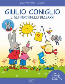 Giulio Coniglio e gli indovinelli bizzarri. Ediz. ad alta leggibilità.pdf
