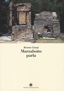Marzabotto parla - Renato Giorgi - copertina