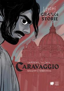 Caravaggio - Liliana Cantatore,Alessandro Vicenzi - copertina