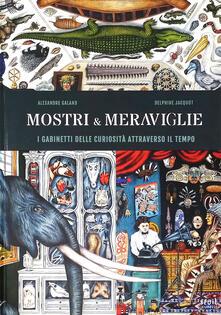 Voluntariadobaleares2014.es Mostri & meraviglie. Gabinetti delle curiosità nel tempo. Ediz. a colori Image