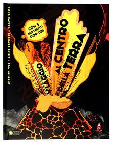 Viaggio al centro della terra. Ediz. a colori - Fleur Daugey,Bernard Duisit - copertina