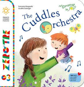 Libro The cuddles orchestra. Ediz. illustrata. Con CD-ROM Francesca Borgarello
