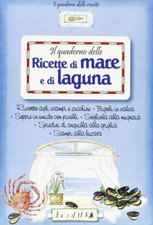 Quaderno delle ricette di mare e di laguna.pdf