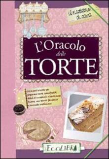L' oracolo delle torte - copertina