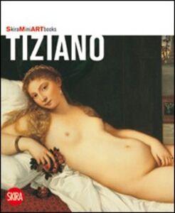 Libro Tiziano