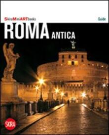 Roma antica. Con cartina - Flaminio Gualdoni - copertina