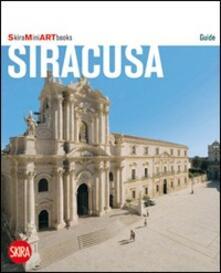 Siracusa. Con cartina - Lorenzo Bonoldi - copertina