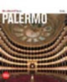 Palermo. Con cartina - Marco Carapezza - copertina