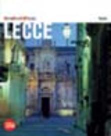 Lecce. Con cartina - Giovanni Sassu - copertina