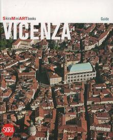 Vicenza. Con cartina - Fernando Rigon - copertina