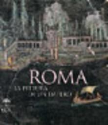 Roma. La pittura di un impero - Stefano Tortorella,Serena Ensoli,Eugenio La Rocca - copertina