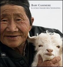 Premioquesti.it Baby cashmere. Il lungo viaggio dell'eccellenza. Ediz. italiana e inglese Image