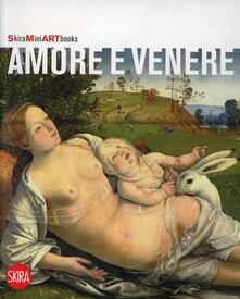 Amore e Venere - Fernando Rigon - copertina