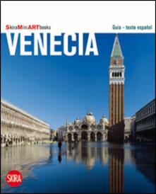 Venezia art book. Ediz. spagnola - copertina