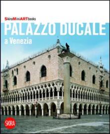 Palazzo Ducale a Venezia - Simone Ferrari - copertina