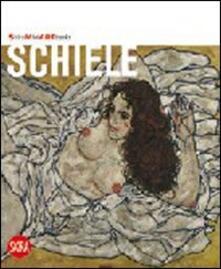 Schiele - Federica Ammiraglio - copertina