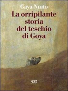 Equilibrifestival.it La orripilante storia del teschio di Goya Image