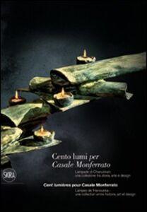Libro Museo dei Lumi. 100 Lumi, una storia. Ediz. italiana e inglese