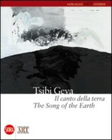 Tsibi Geva. Il canto della terra - Ugo Volli,Eduardo Secci - copertina