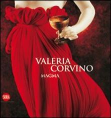 Valeria Corvino. Magma - Gioia Mori - copertina