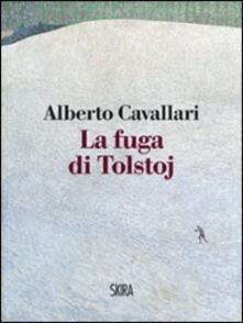 La fuga di Tolstoj - Alberto Cavallari - copertina