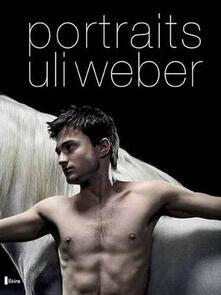Portraits - Uli Weber - copertina