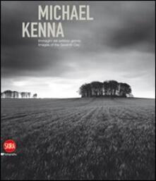 Michael Kenna. Immagini del settimo giorno. Ediz. italiana e inglese - copertina