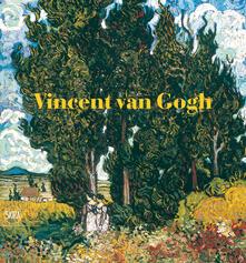 Vincent Van Gogh. Campagna senza tempo città moderna - copertina