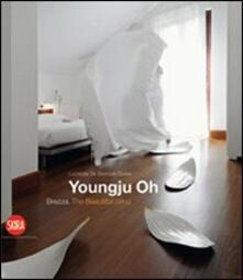 Youngju Oh. Brezza-The beautifull wind - copertina