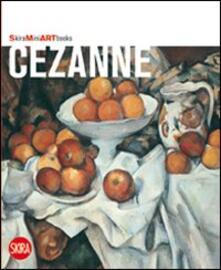 Cézanne - copertina