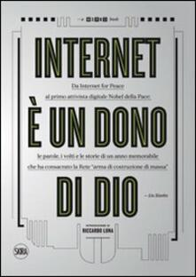 Internet è un dono di Dio - copertina