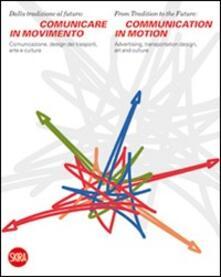 Comunicare in movimento - Davide Bruno - copertina