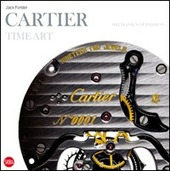 Cartier time art. Mechanics of passion