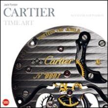 Cartier time art. Ediz. tedesca - Jack Forster - copertina