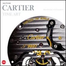Cartier time art. Ediz. araba - Jack Forster - copertina