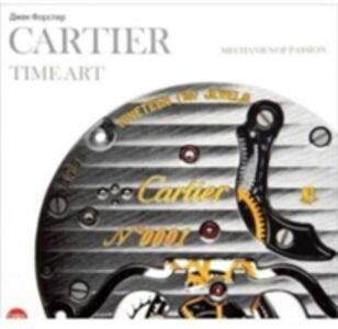 Foto Cover di Cartier time art. Ediz. russa, Libro di Jack Forster, edito da Skira