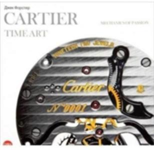 Libro Cartier time art. Ediz. russa Jack Forster