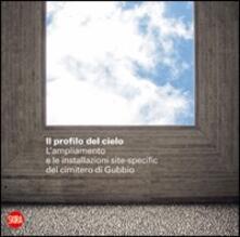 Il profilo del cielo - Andrea Dragoni - copertina