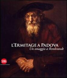 Ermitage a Padova. Ediz. illustrata - copertina