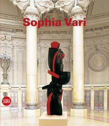 Sophia Vari. Le armoniche evoluzioni della forma - copertina