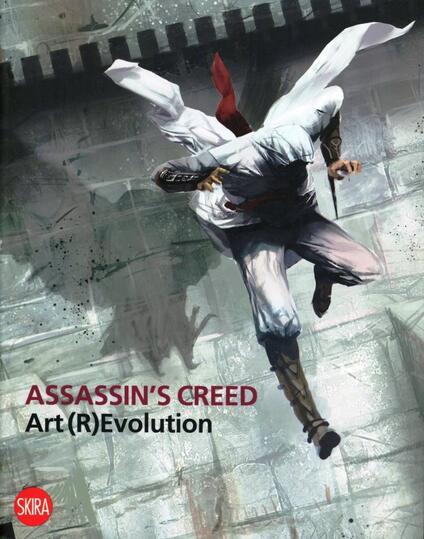 Assassin's Creed. Art (R)Evolution - copertina