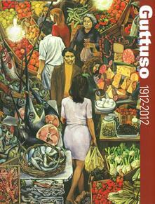 Guttuso 1912-2012 - copertina